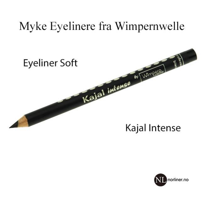 Bilde av WW-Eyeliner Kajal Intense Dyp Svart