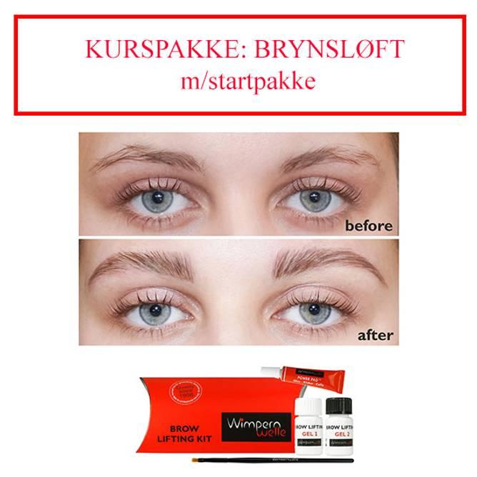 Bilde av KURSPAKKE: BRYNSLØFT m/startpakke